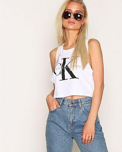 Vit linnen från Calvin Klein Jeans till dam.