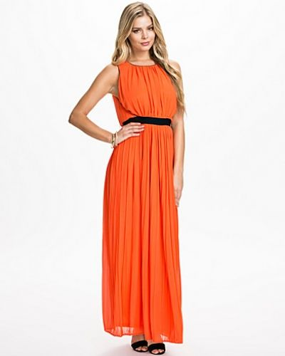 VILA Tess Long Dress