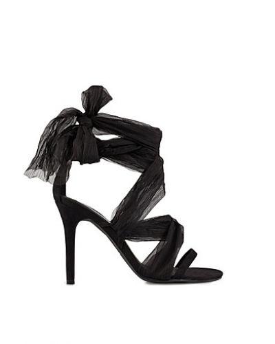 Nly Shoes Textile Wrap Sandal