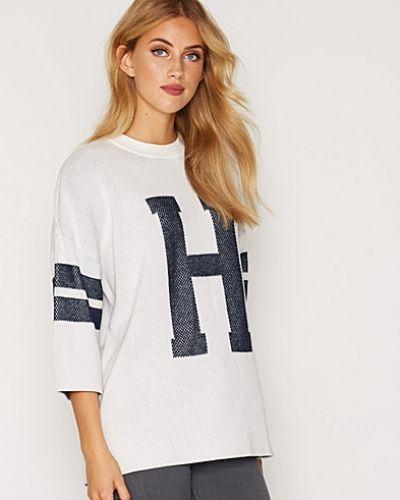 Till dam från Hilfiger Denim, en stickade tröja.