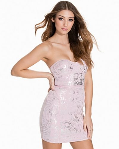 The Bomb Bandage Dress NLY One festblus till dam.