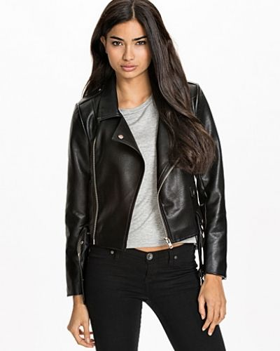 NLY Trend The Cropped Biker Jacket