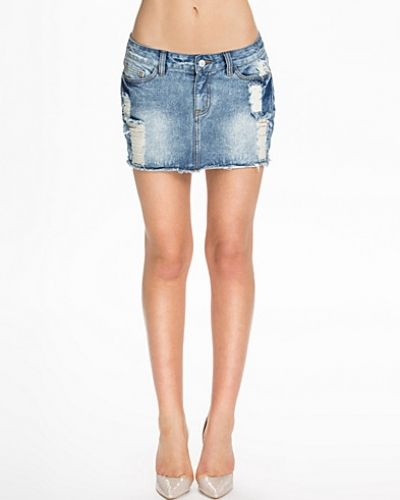 NLY Trend The Mini Denim Skirt