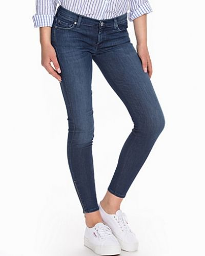 7 for all mankind slim fit jeans till dam.