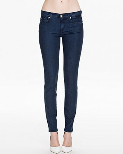 The Skinny Silk SWTL160RI 7 for all mankind slim fit jeans till dam.