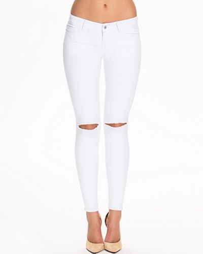 NLY Trend The Slashed Slim Jeans
