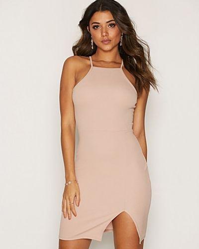 Fodralklänning Thigh Slit Dress från NLY One