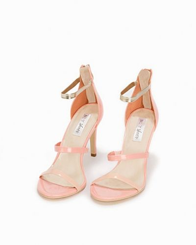 Nly Shoes Three Strap Heel Sandal