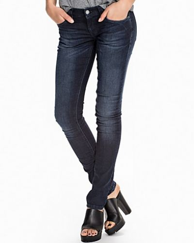 Tight Long John Nudie Jeans slim fit jeans till dam.