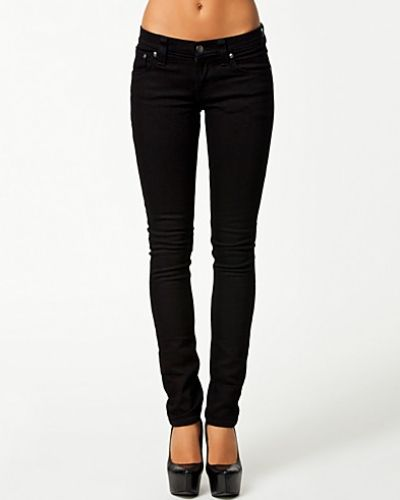 Nudie Jeans Tight Long John Organic Black