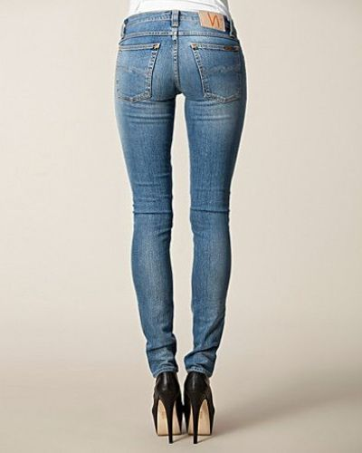Blandade jeans från Nudie Jeans till dam.