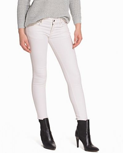 Tompkins Cropped Denim Polo Ralph Lauren slim fit jeans till dam.