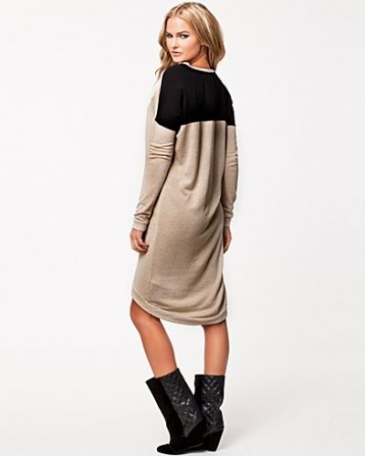 Långärmad klänning Traba Dress från VILA