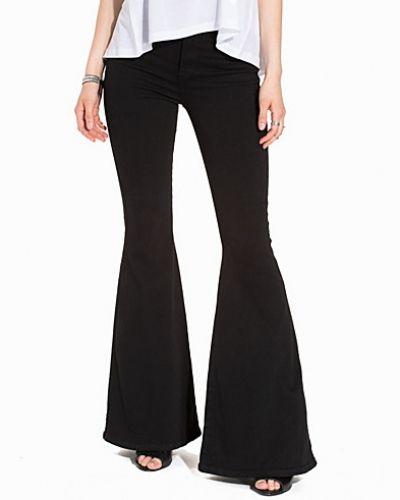 Dr Denim bootcut jeans till tjejer.