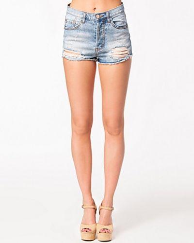 Glamorous Trashed Denim Shorts