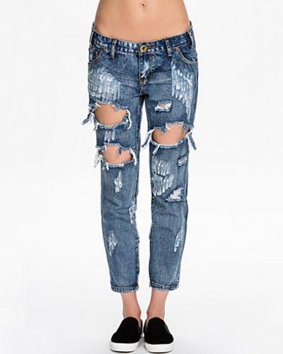 Boyfriend jeans från One Teaspoon till dam.