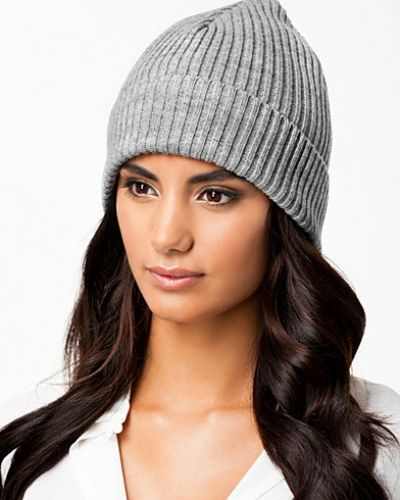 Turn Up Rib Beanie - River Island - Mössor