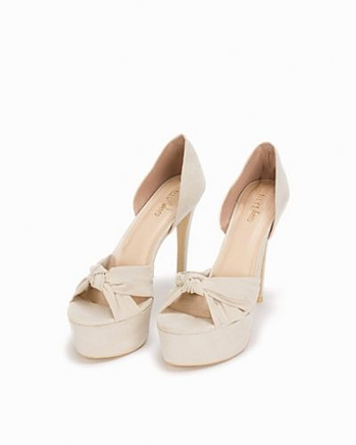 Nly Shoes Twisted Front Pump