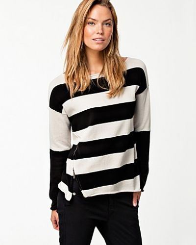 Hunkydory Twisted Zip Knit