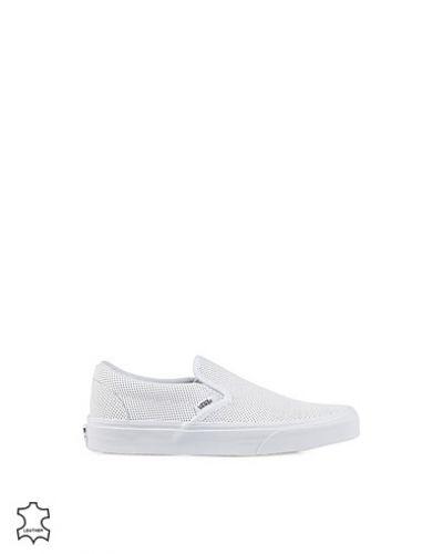 Vit sneakers från Vans till dam.