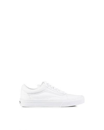 Till dam från Vans, en vit sneakers.