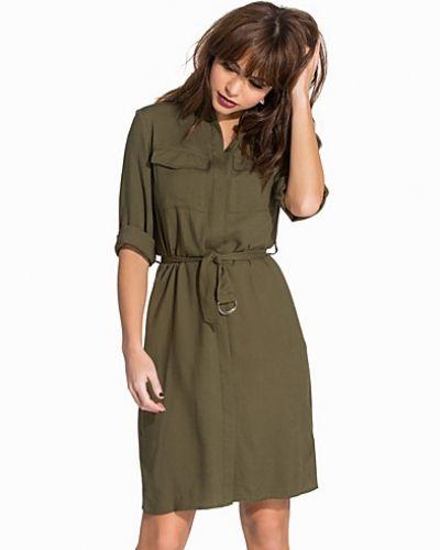 Topshop långärmad klänning till dam.