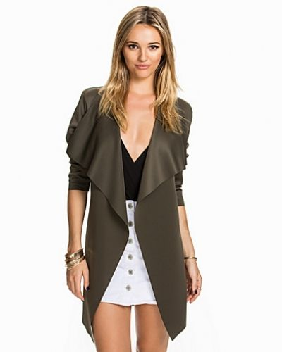 NLY Trend Utility Trenchcoat