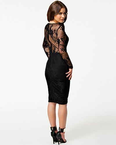 Ax Paris V Front Lace Back Dress