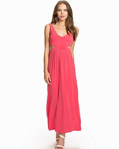Till dam från John Zack, en rosa maxiklänning.