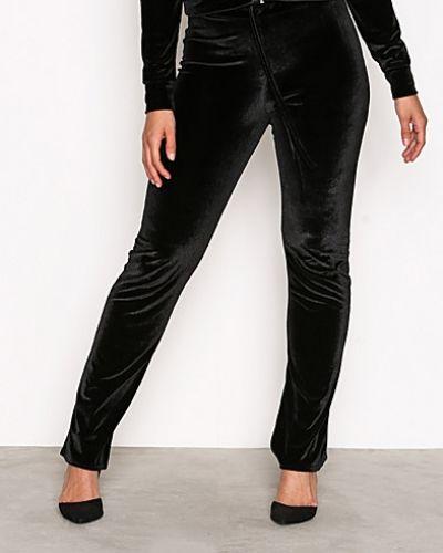 Byxa Velvet Lounge Set Pants från NLY Trend