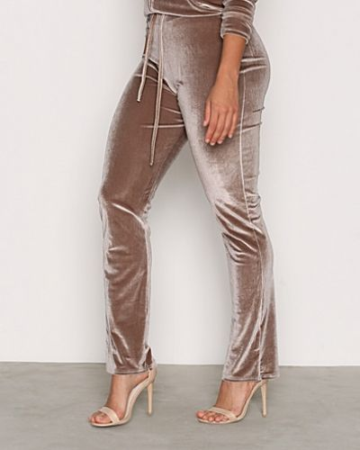 NLY Trend Velvet Lounge Set Pants