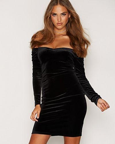 Miss Selfridge Velvet Sweetheart Dress