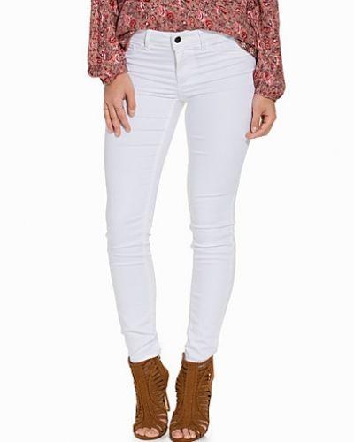 VICOMMIT RW JU 7/8 LC VILA 3/4 jeans till dam.