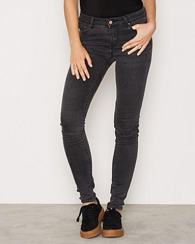 VICRUSH RW 5P HK0127 VILA slim fit jeans till dam.