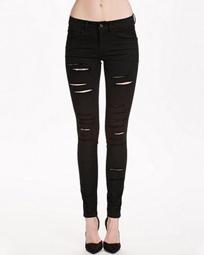 VILA Vicrush Skinny Destroyed Jeans