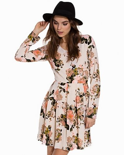 VILA VIFLOURISH SPRING DRESS