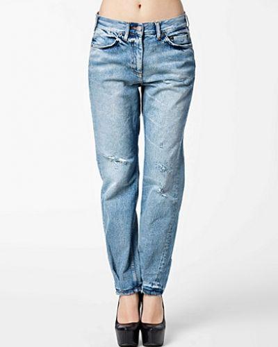 Selected Femme boyfriend jeans till dam.