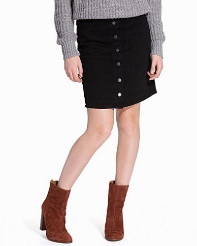 VILIGA DENIM SKIRT/1 VILA jeanskjol till tjejer.