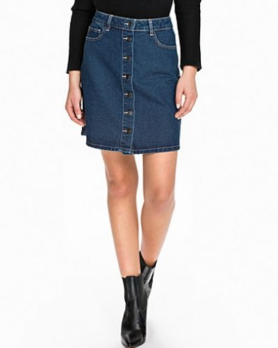 VILA Viliga Denim Skirt