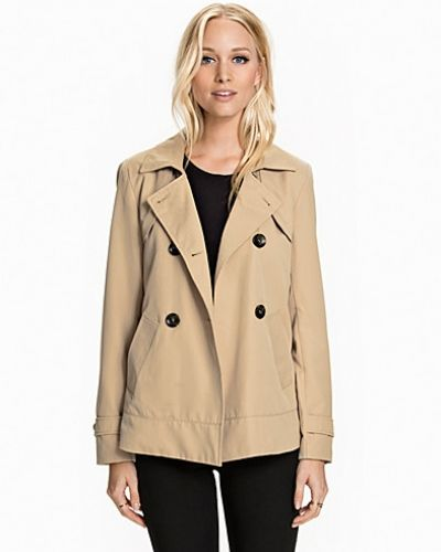 VILA VISHINA NEW SHORT TRENCHCOAT