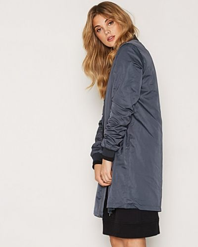 VILA VITELL LONG BOMBER JACKET