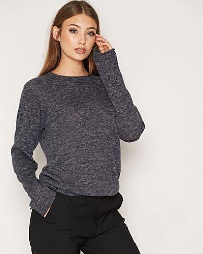 Stickade tröja Vladimir Wool And Linen från Nudie Jeans