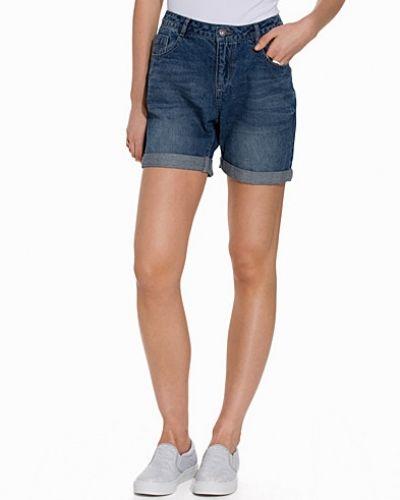 Jeansshorts VMBE ADELE LW LOOSE LONG SHORTS GU6 från Vero Moda
