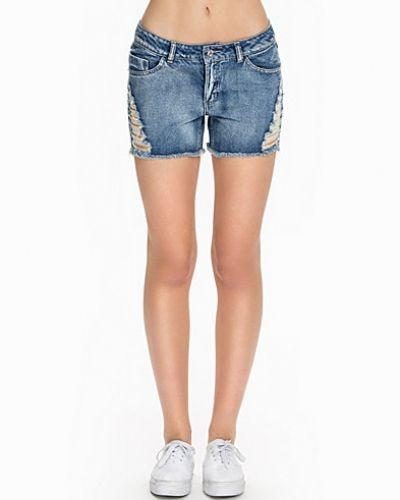 Blå jeansshorts från Vero Moda till tjejer.