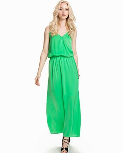 Till dam från Vero Moda, en grön maxiklänning.