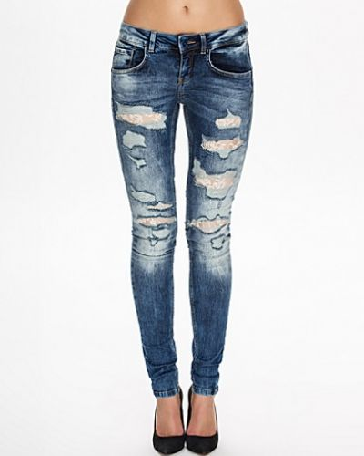 Vero Moda Vmgambler Slim Lace Jeans