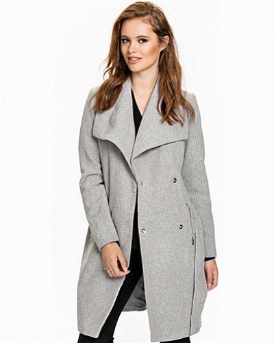 grå kappa vero moda