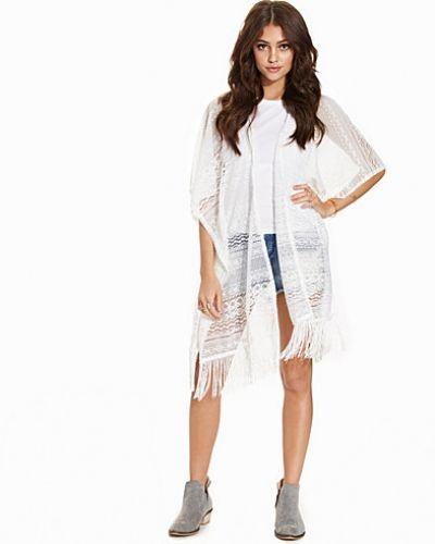 Vit strandklänning från Vero Moda till tjejer.