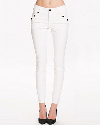 Vero Moda Vmrider Slim Button Ankle Pants