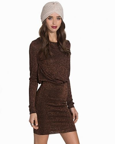 Vero Moda VMSIANNA L/S LACE BACK ABK DRESS